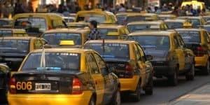 Autos eléctricos serán la prioridad para las nuevas licencias de taxis